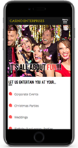 CASINO ENTERPRISES mobile