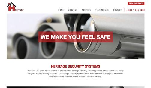 HERITAGE SEC. SYSTEMS desktop