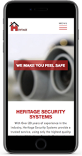 HERITAGE SEC. SYSTEMS mobile